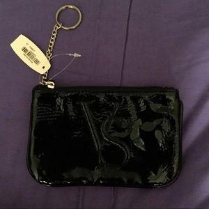 NWT Victoria's Secret keychain change purse